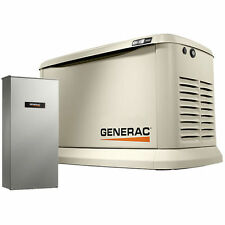 Generac Synergy 20kW Variable Speed Standby Generator (200A ATS + Power Mgmt.)