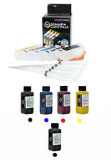 REFILLABLE CARTRIDGES 26 / 26XL FOR EXPRESSION PREMIUM XP-610 + 500ML OF INK