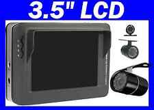 "3.5"" LCD monitor Wireless Rearview Backup Car RV Camera design for 5th wheel &RV"