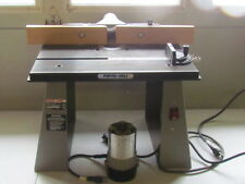 PORTER CABLE ROUTER TABLE WITH ROUTER MODLE #698