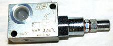 Idraulica Valvola Limitatrice Di Pressione G 3/8 40 lt/min,campo regolazione 10