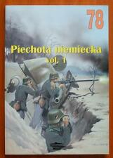 German Infantry vol. I  - Militaria Publishing Ledwoch