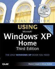 Special Edition Using Microsoft Windows XP Home (3rd Edition) (Special-ExLibrary