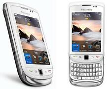 Unlocked Original BlackBerry Torch 9800  AT&T 4GB Wifi GPS 5MP Smartphone White