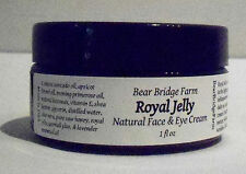 Bear Bridge Farm's Royal Jelly Face & Eye Natural Herbal Cream, 1 fl oz