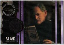 Alias Season 3 Piecework Costume Card PW7 Victor Garber as Jack Bristow