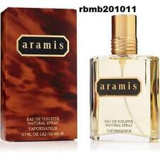 ARAMIS for Men Cologne Spray 3.7 oz 110 ml EDT  New in Box SEALED