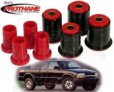 Prothane 7-204 Front Control Arm Bushing Kit with Shells-Poly-4WD S-10/Blazer