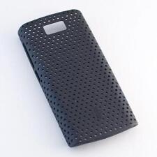 Hard Case Schale Cover Tasche Hülle Nokia X3-02 Schwarz