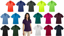 Port Authority Ladies Silk Touch Womens Dri tech great Fit Polo Shirt S-4XL