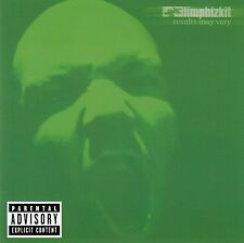 LIMP BIZKIT : RESULTS MAY VARY / CD - TOP-ZUSTAND