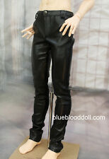 1/3 BJD Iplehouse EID model size male doll black leather pants outfits ship US