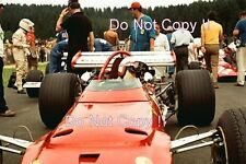 Clay Regazzoni Ferrari 312 B Austrian Grand Prix 1970 Photograph