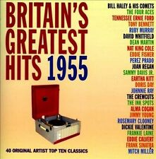 NEW Britain's Greatest Hits 1955 CD (CD) Free P&H