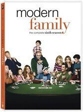 Modern Family: Season 6 (2015, DVD NEW)3 DISC SET