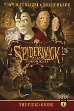 The Spiderwick Chronicles: The Field Guide 1 by Holly Black and Tony...