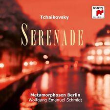 METAMORPHOSEN BERLIN - SERENADE   CD NEU TSCHAIKOWSKY,PETER ILJITSCH