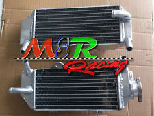 LH&RH Aluminum Radiator For Honda CRF250 CRF 250 2010 2011 2012 2013