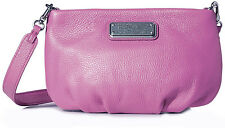 MARC by Marc Jacobs Lovely Violet New Q Percy Crossbody Leather Bag NWT $198