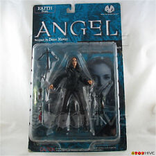 Angel Faith in leather jacket by Moore Action Collectibles action figure - worn