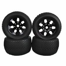 4PCS 140mm 17mm HEX RC 1:8 Off-Road Monster Bigfoot Truck Foam Rubber Tyre Tires