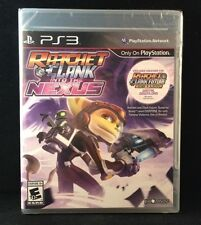 Ratchet & Clank: Into the Nexus (Sony Playstation 3) Brand New / Region Free