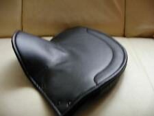 LARGE LYCETTE SOLO seat saddle COVER-BSA TRIUMPH NORTON new lycett seatcover