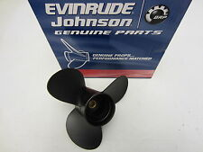 "New 9-1/4"" x 9"" Pitch Propeller Johnson Evinrude 9.9HP - 15HP Outboard 763458"