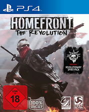 Ps4 juego Homefront the Revolution Day One Edition (Sony PlayStation 4, 2016)
