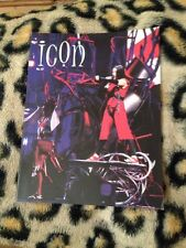 "Madonna ""icon"" official fan club magazine no 37 From 2002 Very Rare Queen Of Pop"