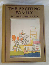 M D Hillyard / Mrs E M Kelly - The Exciting Family - 1st / 1st 1927 - Kovalevsky