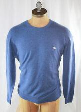 AUTH $395 Lacoste Men's V-neck 100% Cashmere Sweater 8/XXL