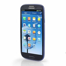 "Negro 4.8"" Samsung Galaxy SⅢ I9300 16GB 8MP GPRS 3G Radio Libre Telefono Movil"