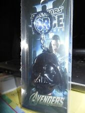 "Star Wars """" Darth  Vader """" Key Chain Ring**Large Size** Free Shipping"
