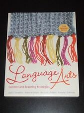 LANGUAGE ARTS Content and Teaching Strategies by Tompkins 3rd Canadian Ed. 2005