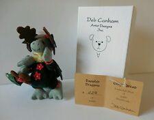 Deb Canham 2001 Dappled Dragons Gingerbread LE 2291000