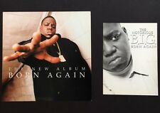 NOTORIOUS B.I.G. PROMO PACK! 1999! RARE (BIGGIE, BAD BOY RECORDS, PUFF DADDY)