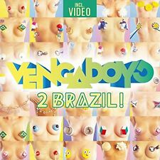 CD Vengaboys 2 Brazil  Maxi CD incl Kultvideo