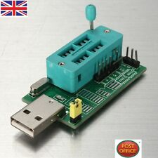 24/25 Series EEPROM flash BIOS Programmatore USB BRUCIATORE ch341a W / software & driver