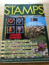 Stamps - The Magazine for All Collections (February 1987 Issue)