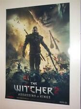 The Witcher 2 ~ A3 Size Poster / Print ~ NEW