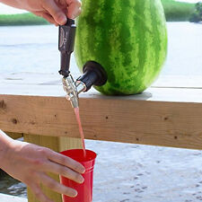 Final Touch Watermelon Tap Kit DIY Keg Spout Party Drink Beer Dispenser