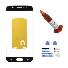 /Black front glass lens Galaxy S7 G930 replacement UV LOCA Glue Tools LCD repair