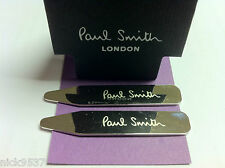 PAUL SMITH Engraved Collar Inserts | RRP £55+ | NEW | FREE UK POSTAGE!!
