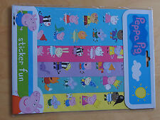 BNIP Peppa Pig Stickers Party Supplies