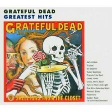 "GRATEFUL DEAD ""THE BEST OF (SKELETONS FROM...)""CD NEU"