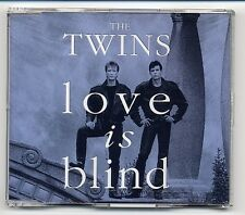 The Twins Maxi-CD Love Is Blind - 4-track CD incl. Long Version & Club Mix