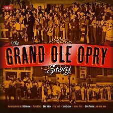 Grand Ole Opry Story VARIOUS ARTISTS Proper Box Set BEST OF 100 SONGS New 4 CD