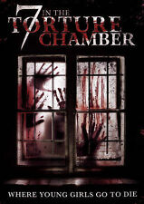 7 in the Torture Chamber,New DVD, Millkie, Ron, Pastore, Vincent,
