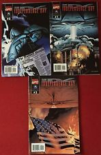 Independence Day (1996) #0-2 - Comic Books - Marvel Comics - Movie Based Series